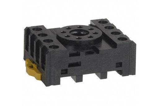 OMRON - SOCKET RELAY 8 PIN ROUND (PF083A-E)