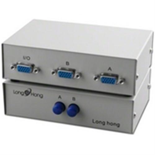 PAN PACIFIC - SWITCH BOX HD15 AB (ABM-HD15-2)