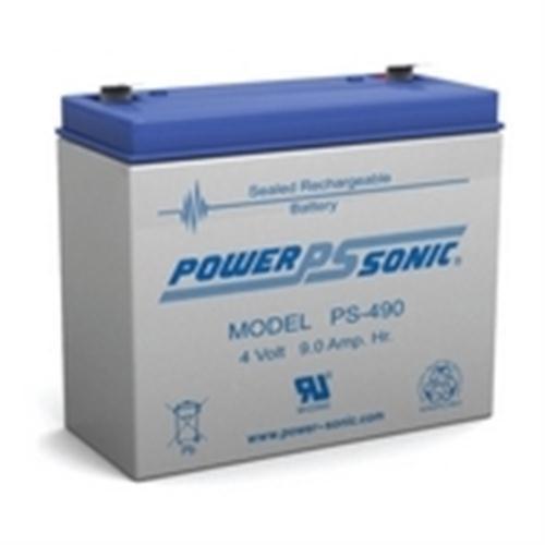 4 volt battery