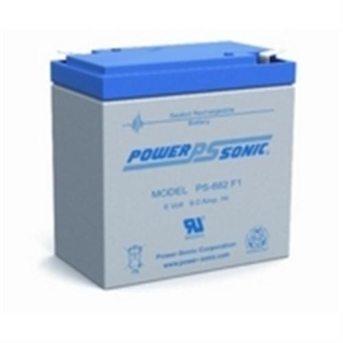 6 volt battery