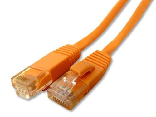 Orange Patch Cable
