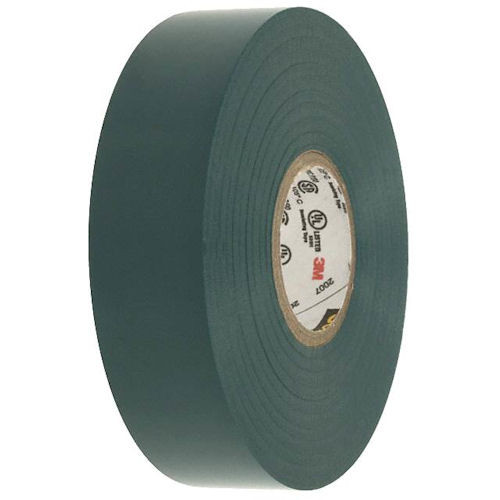 3M - Vinyl Color Tape 3/4-Inch X 66-FT - Green, From The Product Category Tape & Fasteners