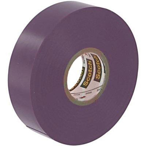 3M - Vinyl Color Tape 3/4-Inch X 66-FT - Violet, From The Product Category Tape & Fasteners