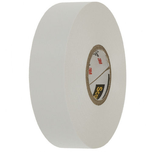 3M - Vinyl Color Tape 3/4-Inch X 66-FT - White, From The Product Category Tape & Fasteners