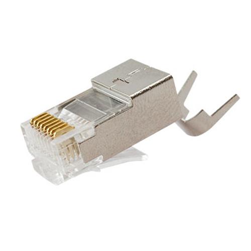 cat6 shield module plug