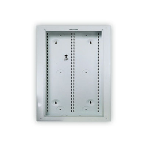STRUCTURED CABLE PROD - 14-INCH MEDIA BOX PANEL W/COVER (HCC-14)