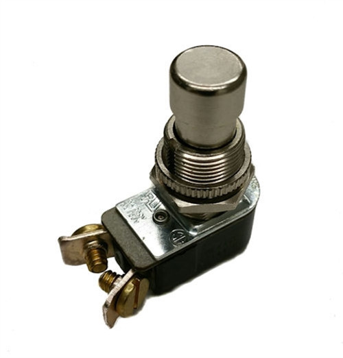 SELECTA - PUSH-ON/PUSH-OFF SWITCH 6A (SS216-11-BG)