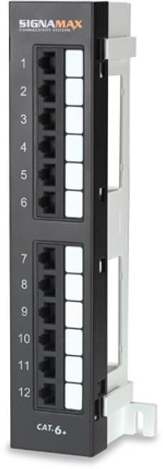 12 port mini patch panel
