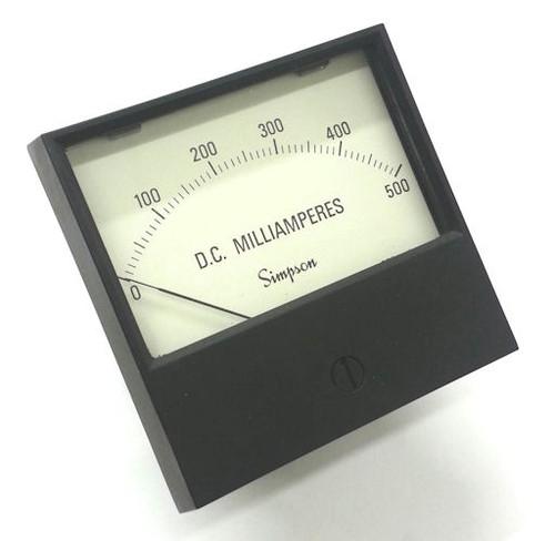 SIMPSON - 2123 0-500 DCMA 3.5' CENTURY A (17523)