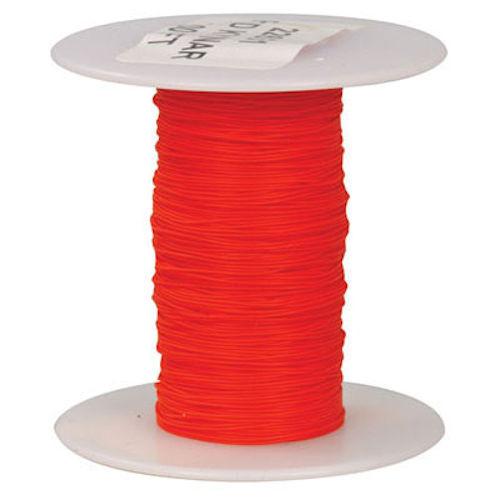 JAMECO - KYNAR 30AWG 100' RED (22631CG)