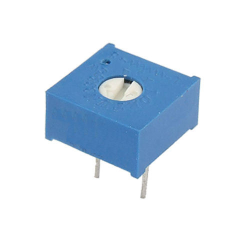 JIM-PAK - POTENTIOMETER 1M OHM 1/2 WATT (63P1MEGJP)