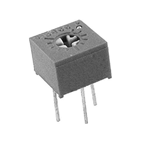 JIM-PAK - POTENTIOMETER 500 OHMS 1/2 WAT (63P500JP)