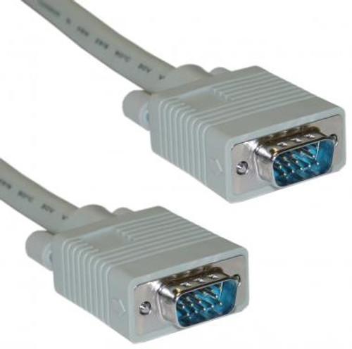 SR COMPONENTS - VGA,HD15 M/M CABLE 10FT (C15M15M10)