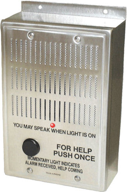 TALK-A-PHONE - HANDS-FREE INDOOR EMERGENCY PHONE (ETP-100M)