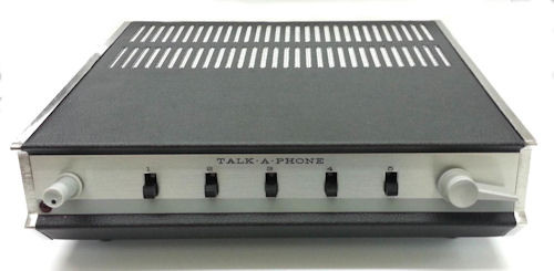TALK-A-PHONE - 5-STATION MASTER (KCL-5)
