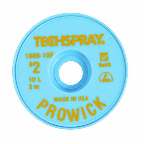 TECH SPRAY - PRO WICK YELLOW ANTI-STATIC (1809-10F)