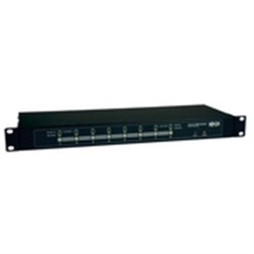 TRIPP LITE - 8-Port KVM Switch, 1U Rack-Mount, On-Screen Display (B007-008)