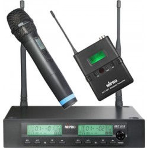 AVLEX - 2CH WIRELESS KIT (1H 1L) (ACT-312B_ACT-32H_T)