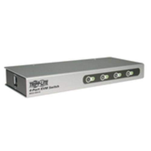 TRIPP LITE - 4-Port Desktop KVM Switch (B022-004-R)