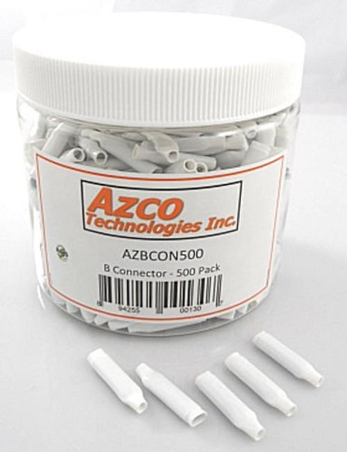 AZCO - B CONN JAR 500/PK (AZBCON500)