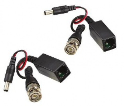 Azco - Power/Video Balun, Pair (Azbln219), From the product category Video Cables