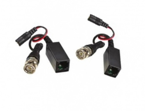 Azco - Power/Video Balun Fem Pair (Azbln229), From the product category PA System