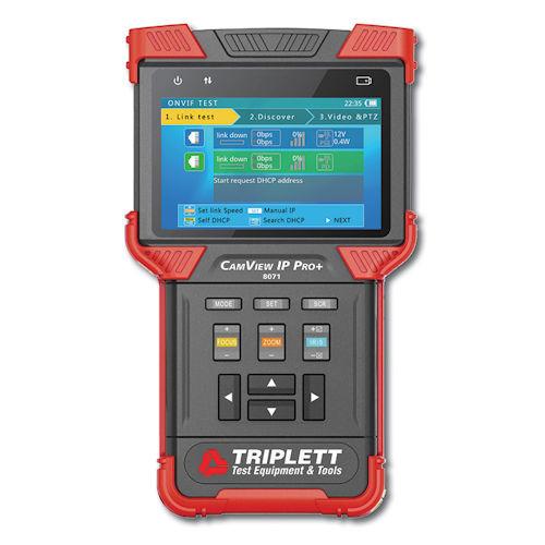TRIPLETT - CAMVIEW IP PRO+ (8071)