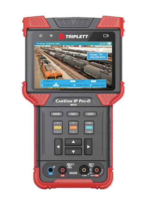 TRIPLETT - CAMVIEW IP TESTER (8073)