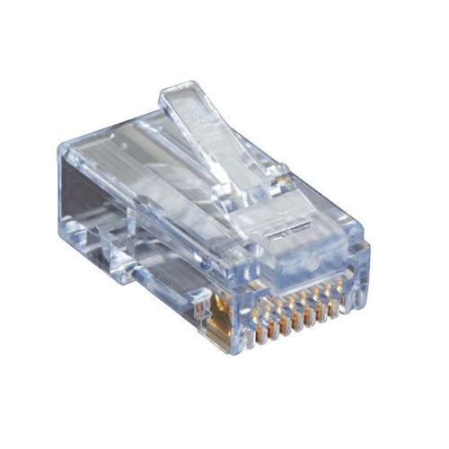 TRIPLETT - GEM CAT6 EZ PLUG 50/BG (CAT6-EZP)