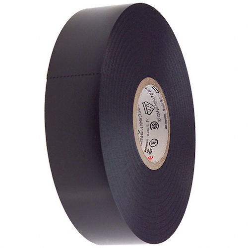 3M - Vinyl Electrical Tape 3/4-Inch X 6Yd, From The Product Category Tape & Fasteners