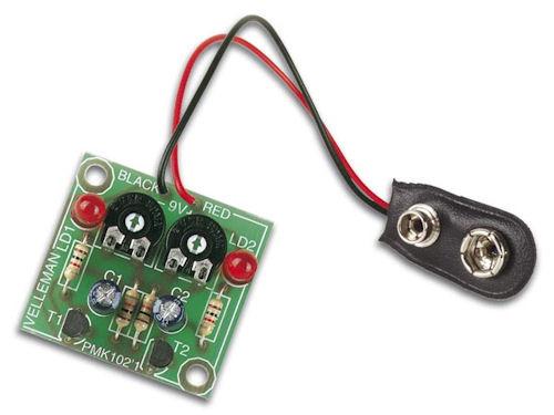 VELLEMAN - FLASHING LEDS (MK102)