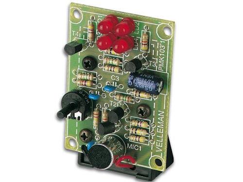 VELLEMAN - SOUND-TO-LIGHT UNIT (MK103)