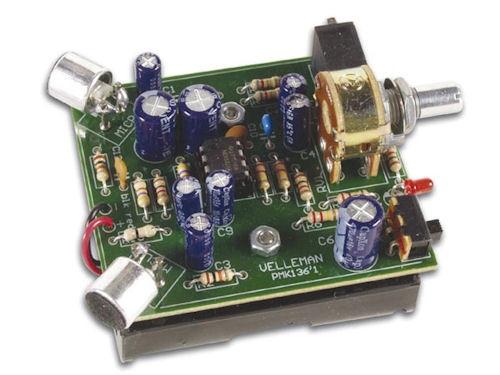 VELLEMAN - SUPER STEREO EAR (MK136)