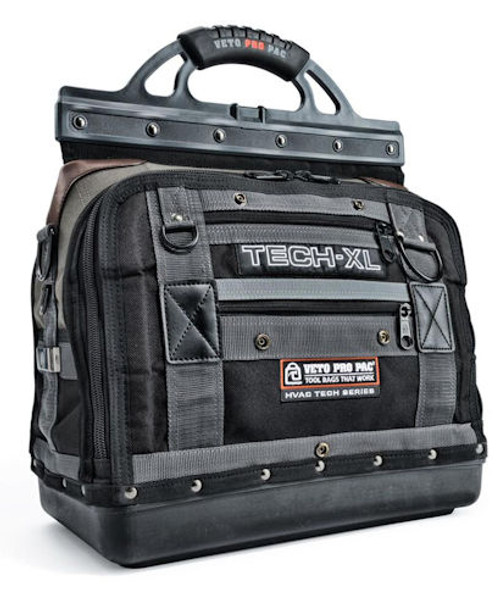 VETO - TOOL BAG - TECH SERIES - 80 TIERED PKTS (TECH_XL)