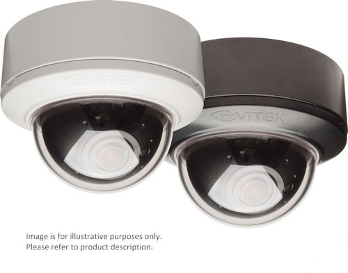 VITEK - 1080P - INDOOR MIGHTY DOME TRI (VTD-M2HET2812)