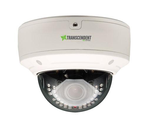 VITEK - 2.1MP I/O VR-DOME CAMERA (VTD-THD2RMS)
