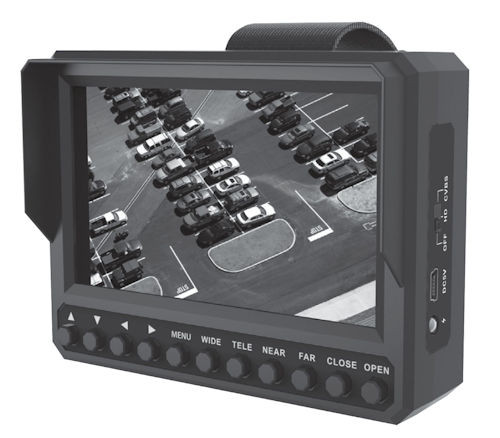 VTM-LCD43-5A4
