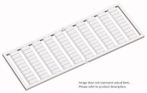 WAGO - WSB 9-10 MARKER WHITE (209-722)