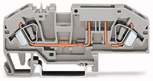 WAGO - 10AWG AUTOMOTIVE FUSE TERMINAL (282-696)