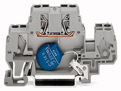 WAGO - TRM BLK VARISTOR 230VAC,10MM (870-523-281-588)