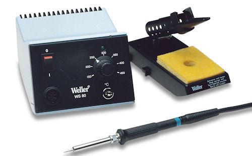 WELLER - NLA: SOLDER STATION ANLG 80W (WS80)