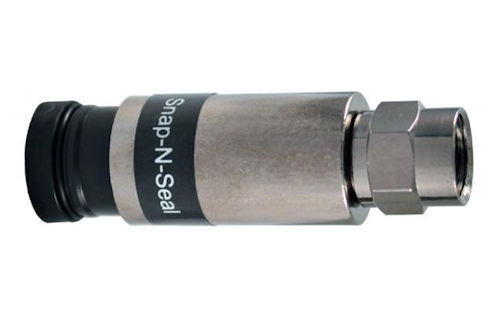 Belden - Rg11 75 Ohm F Connector (Blk) (716Sns1P11H), From the product category Belden Wire