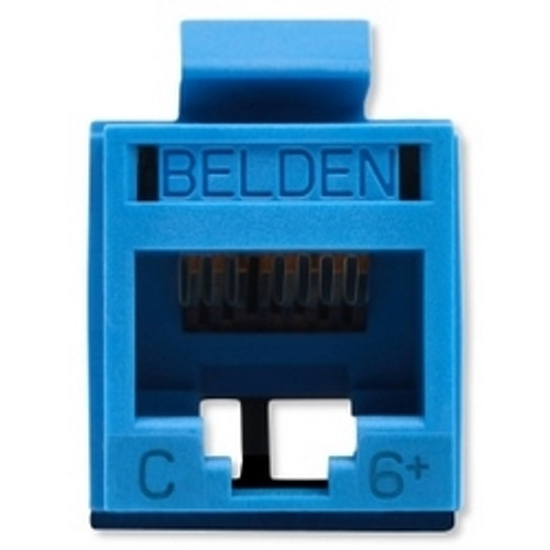 Belden - Revc Cat6+ Utp Jack Blue (Rv6Mjkubl-S1), From the product category