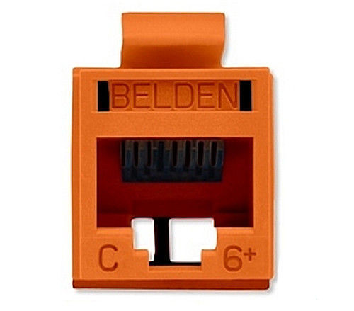 Belden - Cat6+ Utp Jk Org (Rv6Mjkuor-S1), From the product category