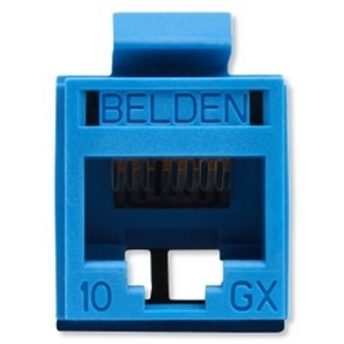Belden - Revc 10Gx Utp Jack Blue (Rvamjkubl-S1), From the product category