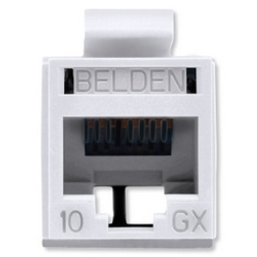 Belden - Revc 10Gx Utp Jack Elec Wht (Rvamjkuew-S1), From the product category