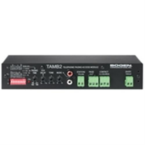 Bogen - Telephone Access Module (Tamb2), From the product category Bogen