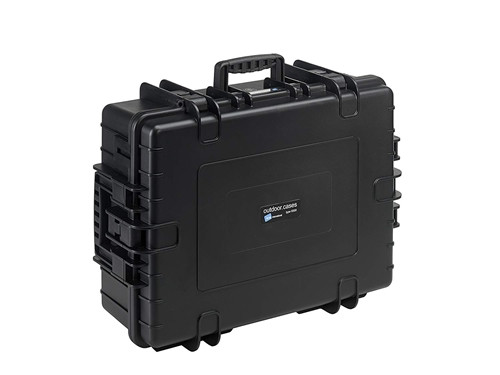 B&W Intl - Black Case W/Foam (6500_B_Si), From the product category