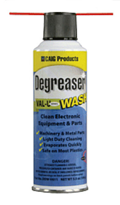CAIG - VAL-U DEGREASER 5.5 OZ (DDW-V611)