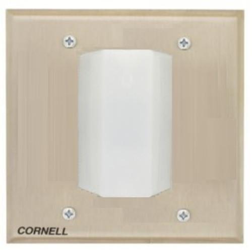 CORNELL - ONE LAMP LIGHT ON 2 GANG (L-201)